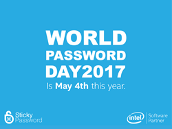 World Password Day 2017 is May 4th