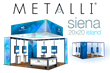 The Trade Group Launches the New Siena Island Display -- A Custom-Looking Exhibit for Those on a Budget