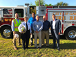 Gilbane breaks ground on new fire station for Gainesville Fire and Rescue
