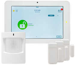 Qolsys IQ Panel 2 Wireless Security System