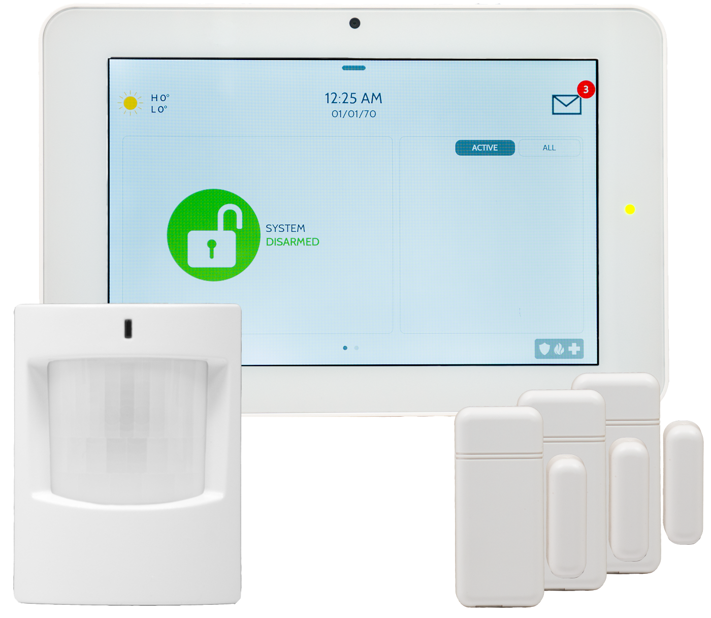 Best Home Security System 2017 >> Geoarm Releases the Highly Anticipated Qolsys IQ Panel 2 for DIY Installations