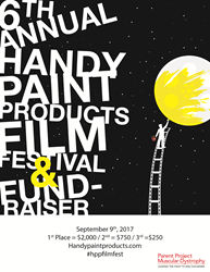 6th Annual HANDy Paint Film Festival