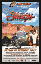 Law Tigers Stylin in Sturgis Sweepstakes
