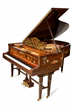 Historic Steinway Art Case Piano Once Owned By A Prussian Prince Comes To Long Island