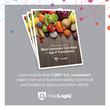 FoodLogiQ Survey Finds Consumers Have Exceptionally High Expectations for Food Transparency