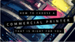 Everything Custom Publishers Need to Know About Choosing a Commercial Printer: Shweiki Media Printing Company Presents a New Guide for Picking the Right Print Partner