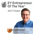 EZShield CEO, Dale Dabbs, named Ernst & Young Entrepreneur of the Year 2017 Finalist