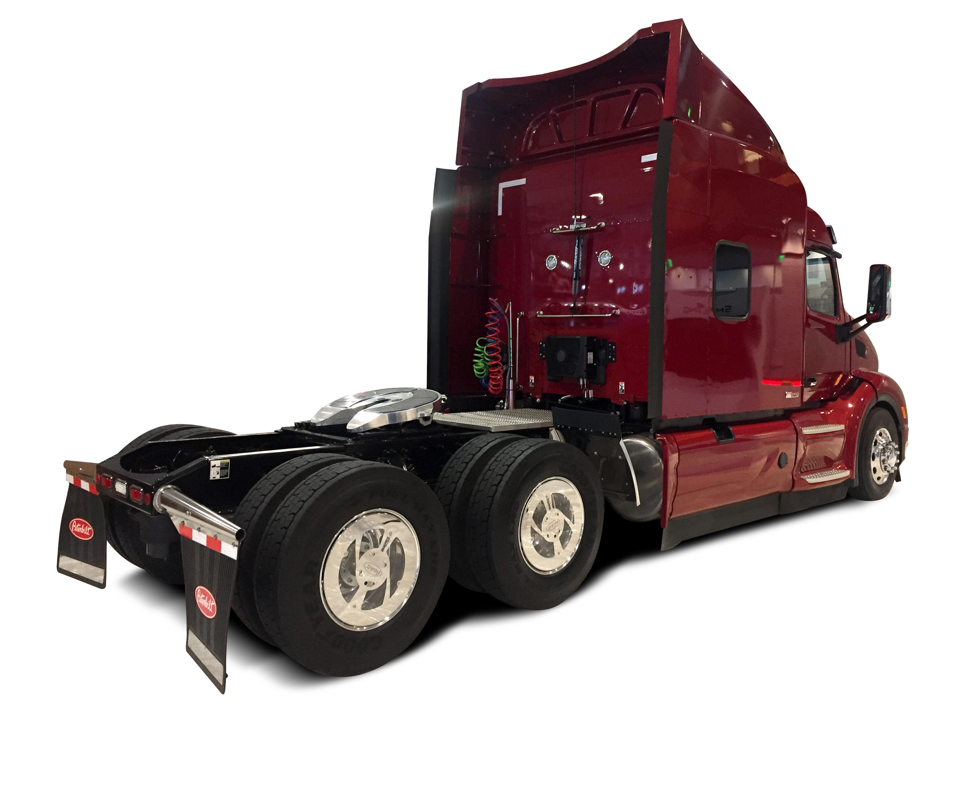2017 Peterbilt 579 >> New RealWheels Twist & Lock Aero Wheel Covers Now Offered ...