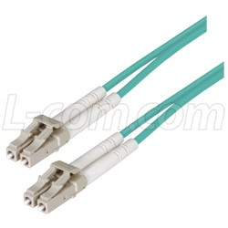 LC Multimode and Single-Mode Cables