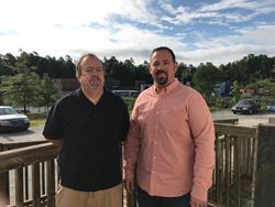 Tim and T.J. Frye of FSI, Inc.