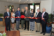 Aventura City Manager Eric Soroka, City Commissioners Howard Weinberg and guest, Dr. Linda Marks, Robert Shelley, Gladys Mezrahi, and Aventura Marketing Council Chairman, Gary Pyott, and WI Resident a