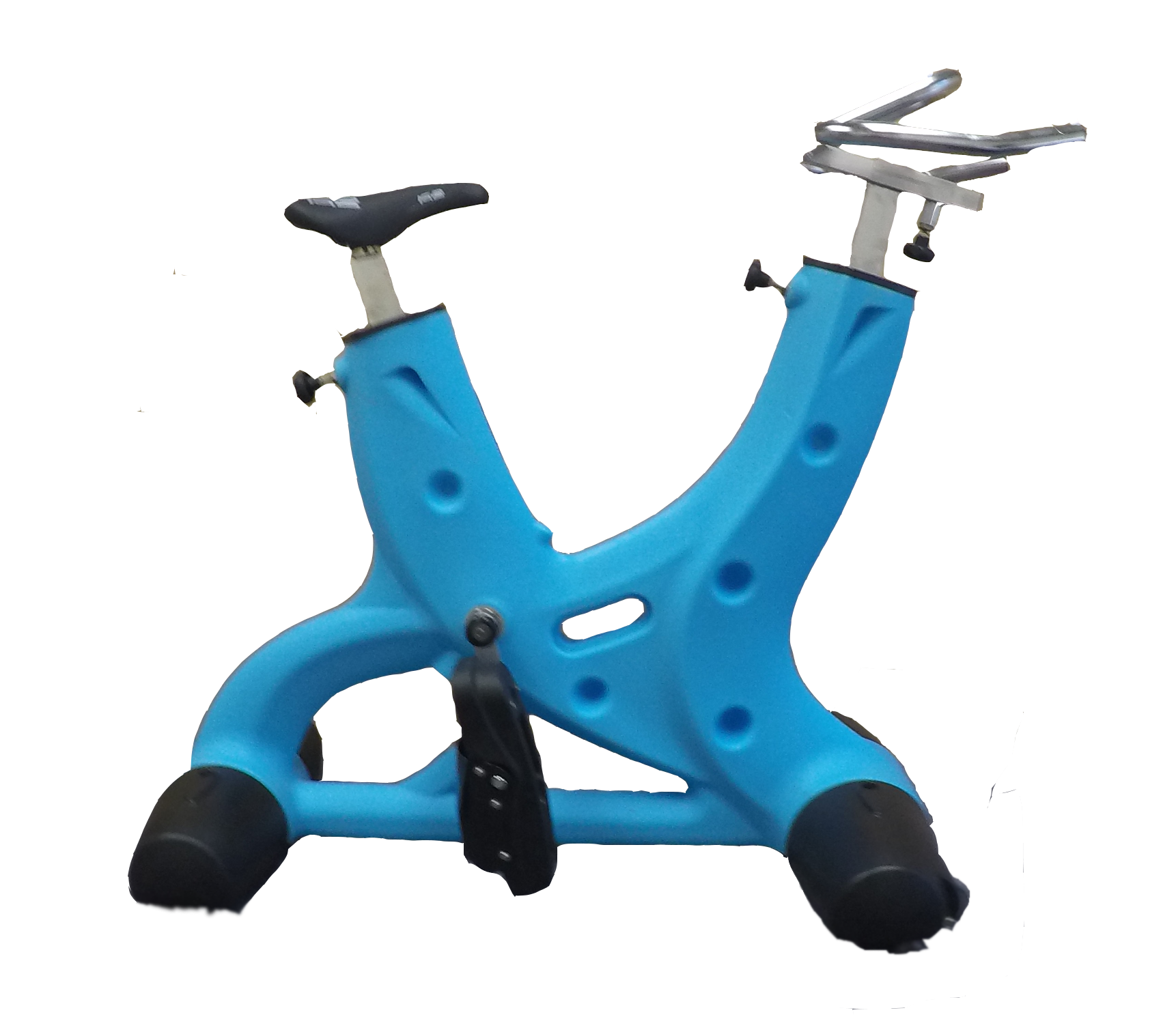 Exercise Bike In Water: Colorado Time Systems Introduces 2nd Generation Water