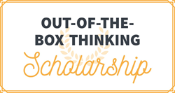Out-of-the-Box Thinking Scholarship