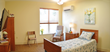Private room at Lea Hill Rehabilitation & Care Center