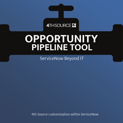 4th Source Opportunity Pipeline ServiceNow Application