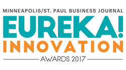 The Minneapolis/St. Paul Business Journal announces the 2017 Eureka! Innovation winners!