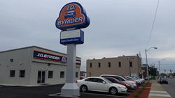 Jd Byrider Locations >> J D Byrider Opens New Location In Ashland Ky To Help