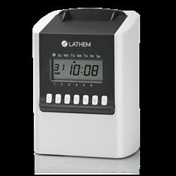 Model 700E time clock