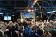 Students from the largest graduating class in SLCC history celebrate commencement.