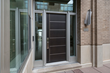 Modern Euro Construction Front Door - Chicago