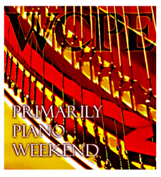 WCPE FM Features a Primarily Piano Weekend