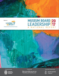 Museum Board Leadership 2017: A National Report