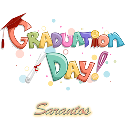Sarantos song artwork Graduation Day solo music artist Voice of Chicago new pop rock free release Marine Graduation Foundation Charity