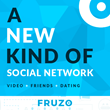 Fruzo Finally Launches On Google Play, Becoming The First Ever Video Chat And Dating Social Network On Android