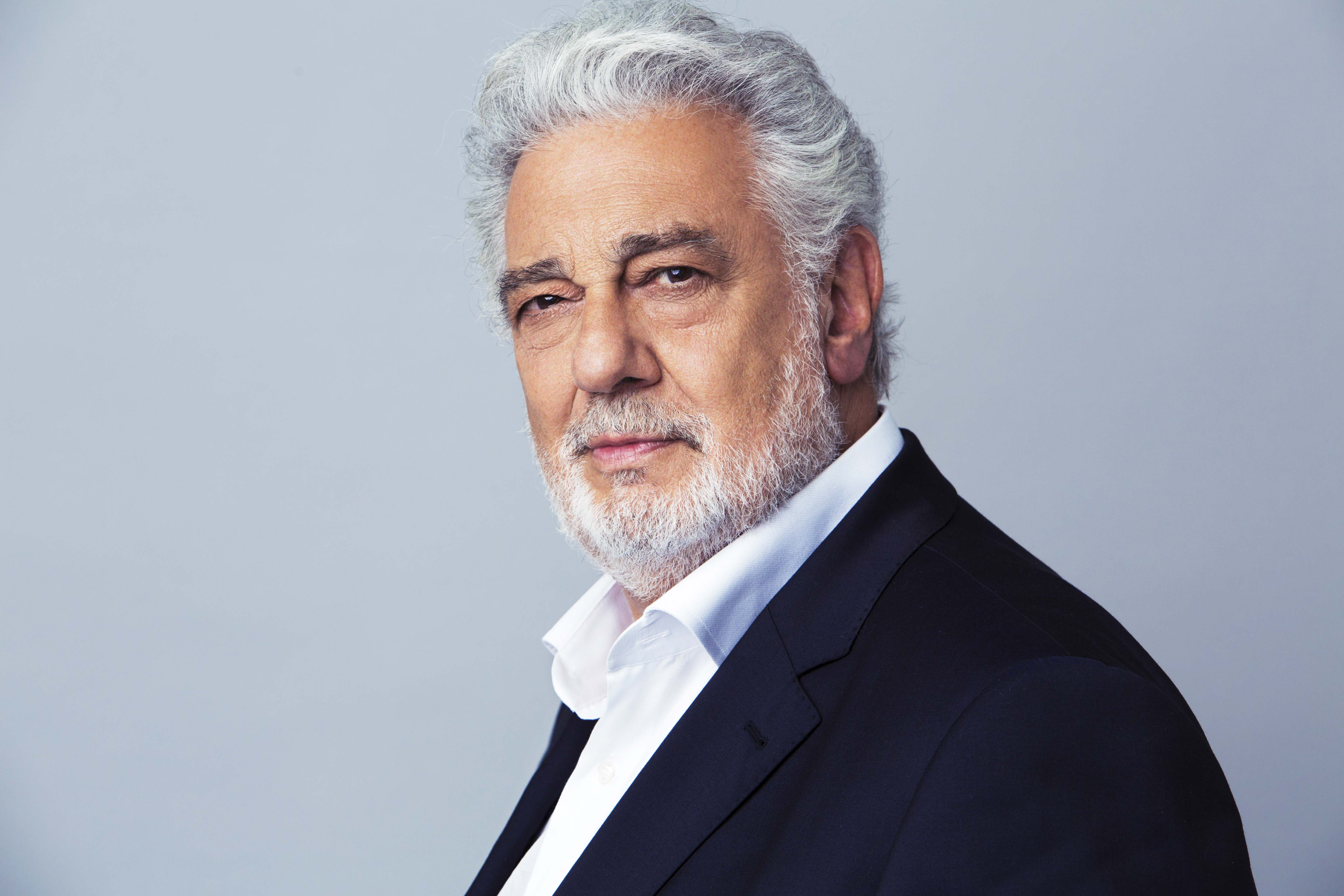 Bags Live Presents Placido Domingo Le Canta A San