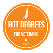 Hot Degrees for Veterans™ Pave Way to Civilian Success for Former and Transitioning Service Members