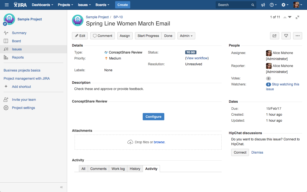 how to change workflow in jira