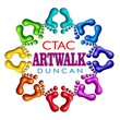 Call for Fine Artists to Register in CTAC's 3rd Annual ArtWalk Duncan by June 1, 2017