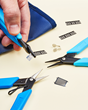 Xuron Photo Etch Tool Kit For Cutting, Bending, Forming & Holding Delicate Parts
