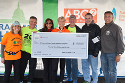 Race for Hope DC Raises Nearly $30 Million for Brain Tumor Research In Its 20-Year History