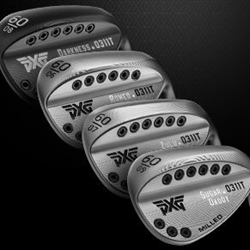 PXG 0311T Milled Wedges