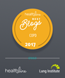 Lung Institute Named Best COPD Blog by Healthline