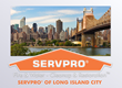 SERVPRO of Long Island City Brings Experienced Disaster Relief to NYC