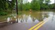 Meramec River floods Marshall Road