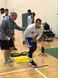 Smartspeed Timing System at NBA Rookie Combine 2017