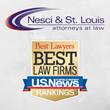 "Tucson DUI Law Firm Nesci & St. Louis, PLLC Earns 2017 Tier 1 Ranking ""Best Law Firms"" Ranking"