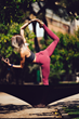 Yoga Goes Airborne with the New Levitat Aerial Mat Taking Fitness and Core Workouts to New Heights, Now Available on Kickstarter