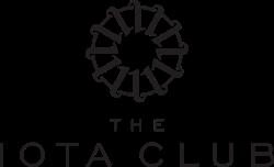 The Iota Club logo