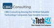 CBIG Consulting Among 50 Most Valuable Tech Companies