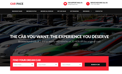 CarPace.com New Used Car Search Portal
