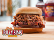 Billy Sims Heisman sandwich