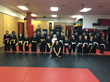 The National Karate Academy's Little Dragons Team