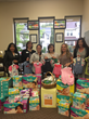 Baby Item Drive a Success at Kearny Bank's Rutherford Office