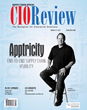 CIOReview Names Apptricity in its 20 Most Promising Supply Chain Tech Solution Providers
