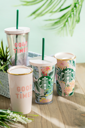 ban.do Collaborates with Starbucks to Bring Summer Fun to Asia