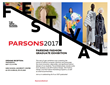 Parsons Fashion Celebrates 2017 Emerging Designers and Study Collection Exhibition